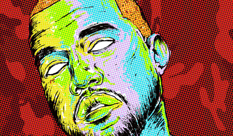 New Work by Keith Vlahakis feat. Kanye, Cult Film Icons and Stormtroopers